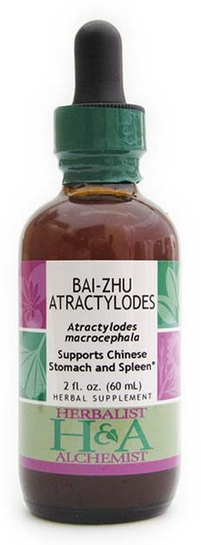 Bai-zhu Atractylodes Liquid Extract by Herbalist & Alchemist