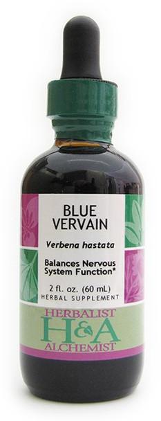 Blue Vervain Liquid Extract by Herbalist & Alchemist