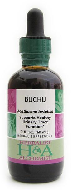 Buchu Liquid Extract by Herbalist & Alchemist