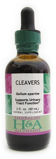 Cleavers Liquid Extract by Herbalist & Alchemist