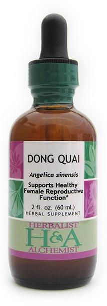 Dong Quai Liquid Extract by Herbalist & Alchemist
