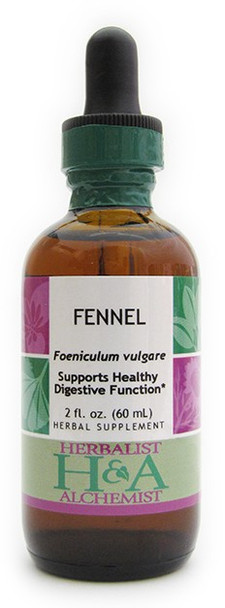 Fennel Liquid Extract by Herbalist & Alchemist