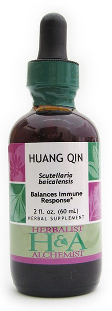Huang Qin Liquid Extract by Herbalist & Alchemist