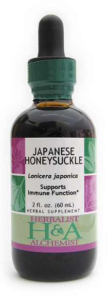 Japanese Honeysuckle by Herbalist & Alchemist