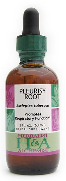 Pleurisy Root Liquid Extract by Herbalist & Alchemist
