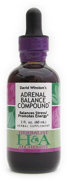Adrenal Balance Compound 2 oz. by Herbalist & Alchemist