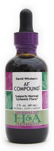 AF Compound 2 oz. by Herbalist & Alchemist