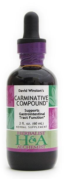 Carminative Compound 2 oz. by Herbalist & Alchemist