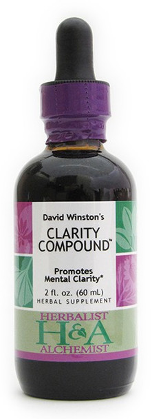 Clarity Compound 2 oz. by Herbalist & Alchemist