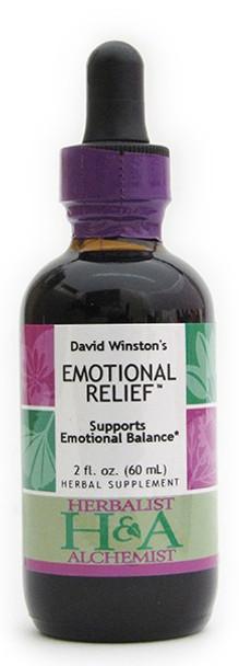 Emotional Relief 2 oz. by Herbalist & Alchemist