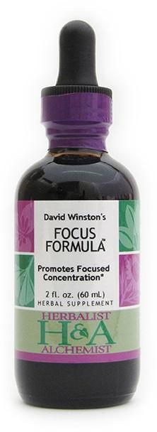 Focus Formula 2 oz. by Herbalist & Alchemist