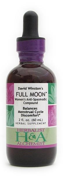 Full Moon-Women's Anti-Spasmodic 2 oz. by Herbalist & Alchemist