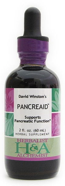 Pancreaid 2 oz. by Herbalist & Alchemist