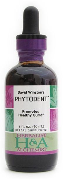 Phytodent 2 oz. by Herbalist & Alchemist