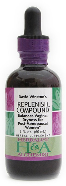Replenish Compound 2 oz. by Herbalist & Alchemist