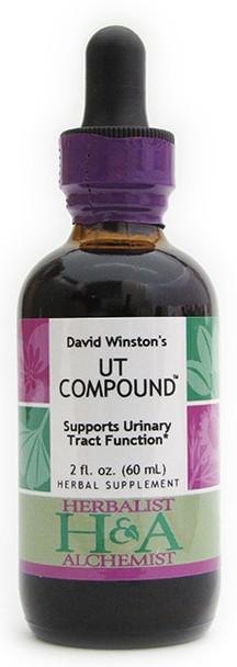 UT Compound 2 oz. by Herbalist & Alchemist