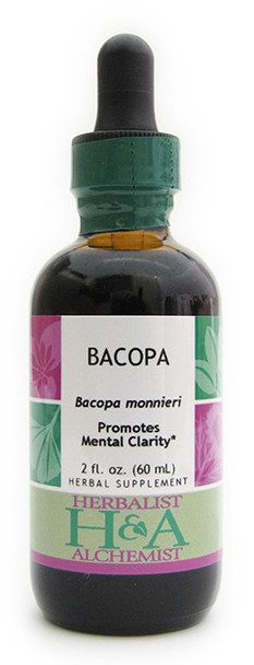 Bacopa Liquid Extract by Herbalist-Alchemist