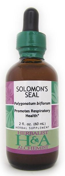 Solomon's Seal Liquid Extract by Herbalist & Alchemist