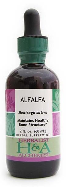 Alfalfa Liquid Extract by Herbalist & Alchemist