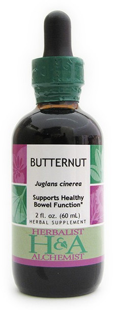 Butternut Liquid Extract by Herbalist & Alchemist
