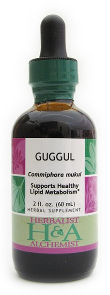 Guggul Liquid Extract by Herbalist & Alchemist