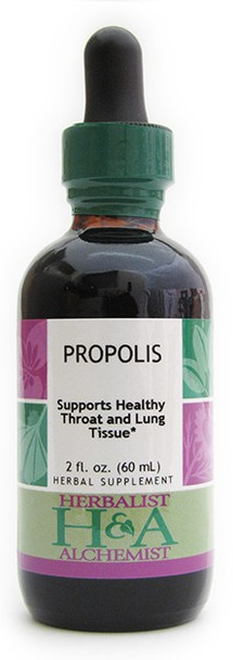 Propolis Liquid Extract by Herbalist & Alchemist