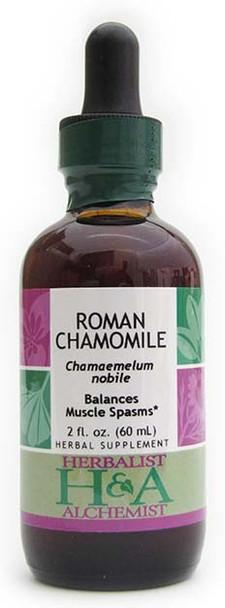 Roman Chamomile Liquid Extract by Herbalist & Alchemist