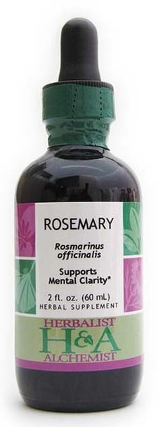 Rosemary Liquid Extract by Herbalist & Alchemist