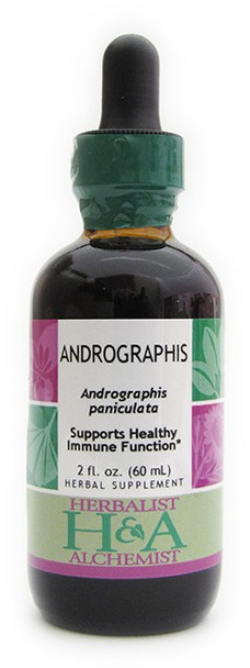 Andrographis Liquid Extract by Herbalist & Alchemist