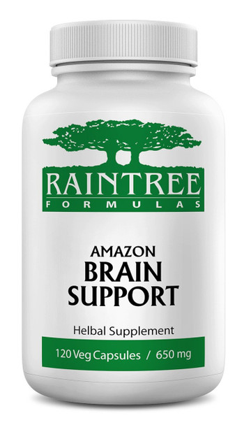 Amazon Brain Support - 120 Capsules by Raintree