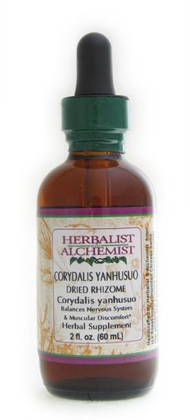 Corydalis Yanhusuo Liquid Extract by Herbalist & Alchemist