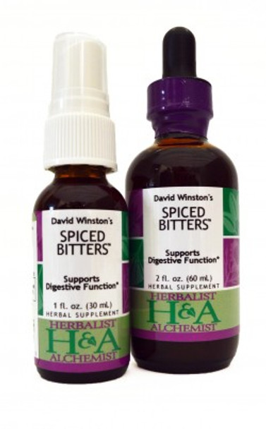 Spiced Bitters by Herbalist & Alchemist