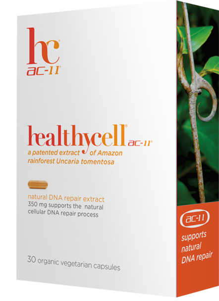 Healthycell® AC-11® 350mg 30 Capsules