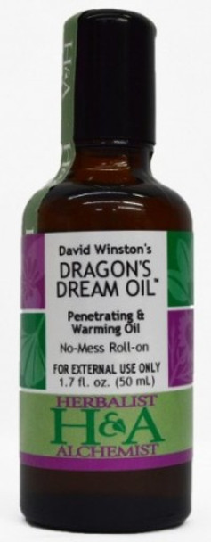 Dragon's Dream Oil by Herbalist & Alchemist