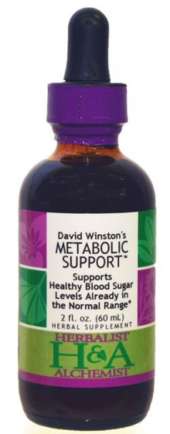 Metabolic Support by Herbalist & Alchemist
