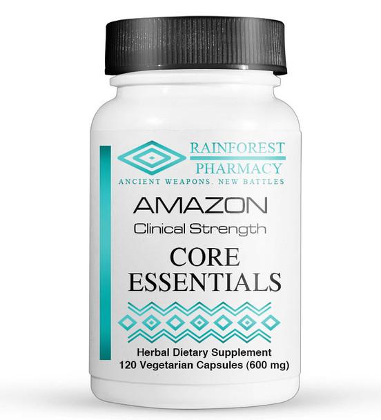 Core Essentials Clinical-Strength Capsules. A Derek Clontz System Protocol