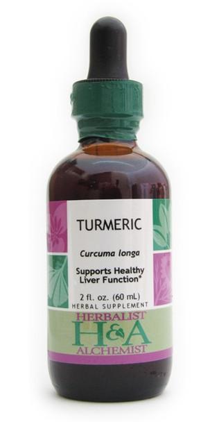Turmeric 2-oz Herbalist Alchemist