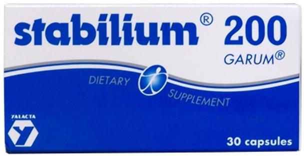Stabilium 200 Garum Armoricum 30 Capsules (Allergy Research Group)