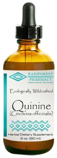 Quinine 2 oz. Liquid Extract