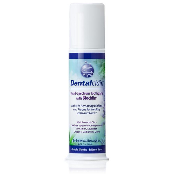 Dentalcidin™ Toothpaste (3 oz.)