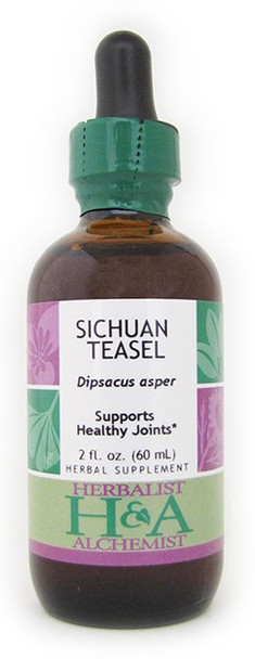 Sichuan Teasel Liquid Extract by Herbalist & Alchemist