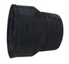 "HDPE  6"" Singlewall / Doublewall Clay Adapter (BE xSp)"