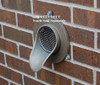 "3"" Bird Screen for Nickel-Bronze Downspout Nozzle"