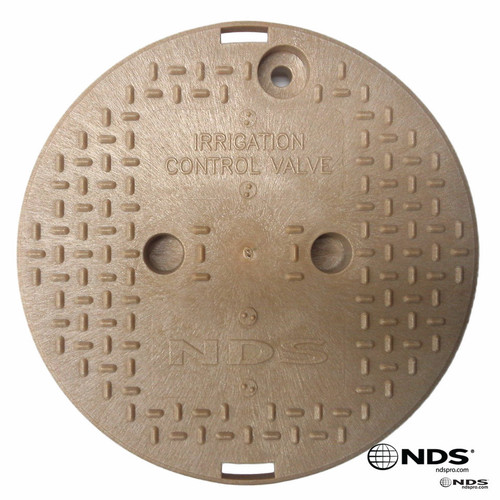 """NDS Valve Box 10"""" (Sand Box / Sand Cover)"""