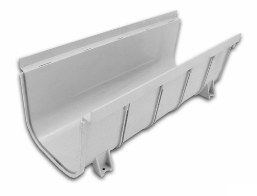 "NDS Pro Series 8"" Deep Profile Channel Drain"