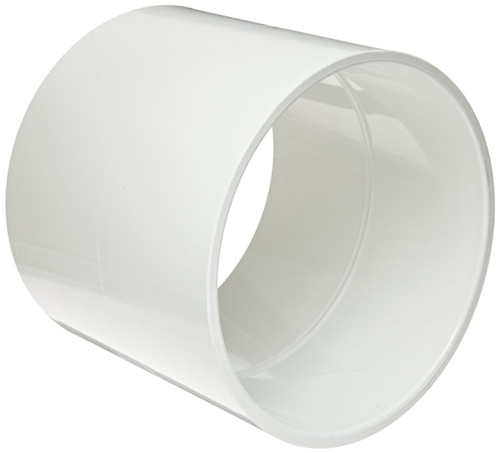 "2 1/2"" PVC Schedule 40 Coupling (S x S)"