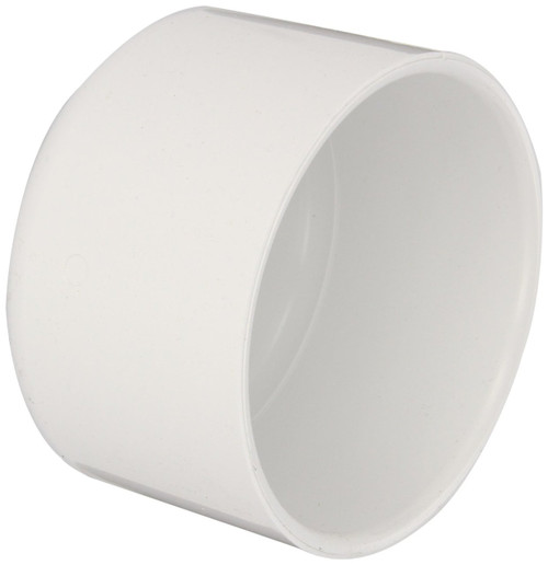 "8"" PVC Schedule 40 Cap (S)"