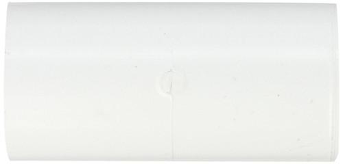 """2 1/2"""" PVC Schedule 40 Deep Socket  Coupling (S x S)"""
