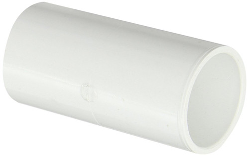 "2 1/2"" PVC Schedule 40 Deep Socket  Coupling (S x S)"