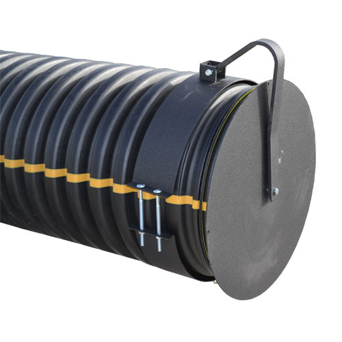 Corrugated Drain Pipe Cover